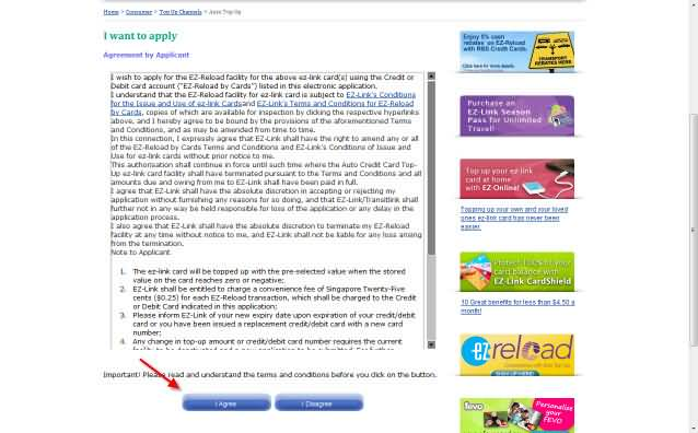 how to top up go card using visa