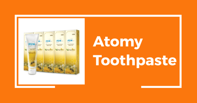 Atomy Toothpaste: Fresh & Clean Teeth