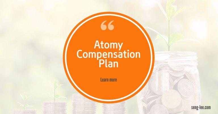 Atomy Compensation Plan