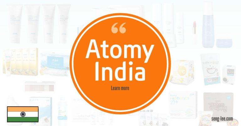 Atomy India – Live on 27/07/2020