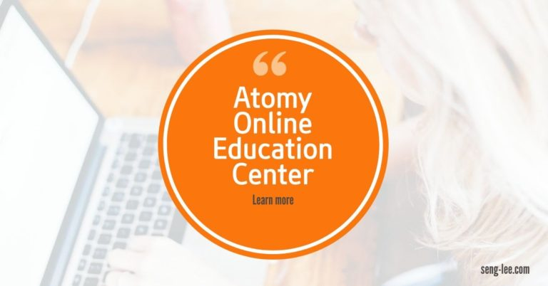 Atomy Online Education Resources