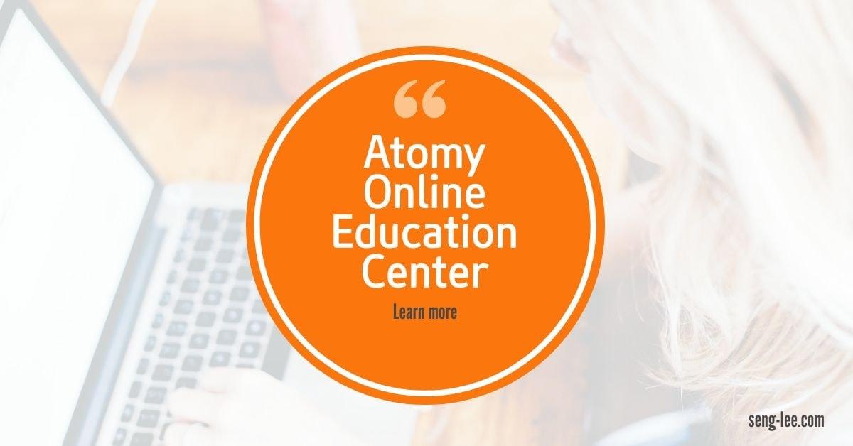 Atomy Online Education Center