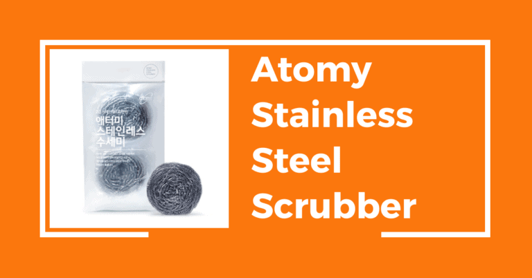 Atomy Stainless Steel Scrubber