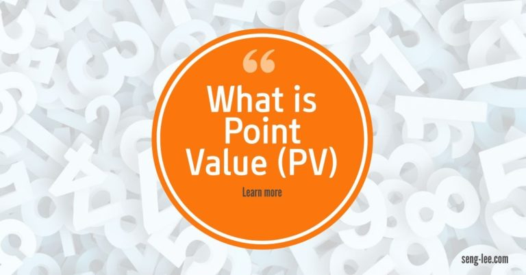 What is Point Value (PV)