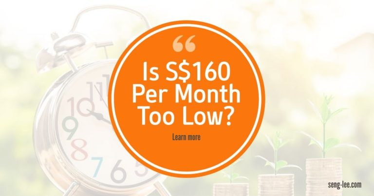 How S$160 Monthly Income Will Change Your Life