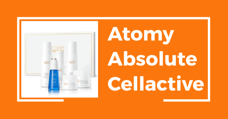Atomy Absolute CellActive Skincare