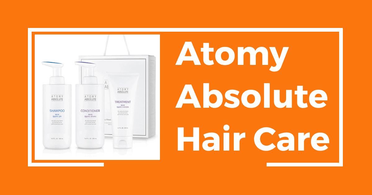 Atomy Absolute Hair Care
