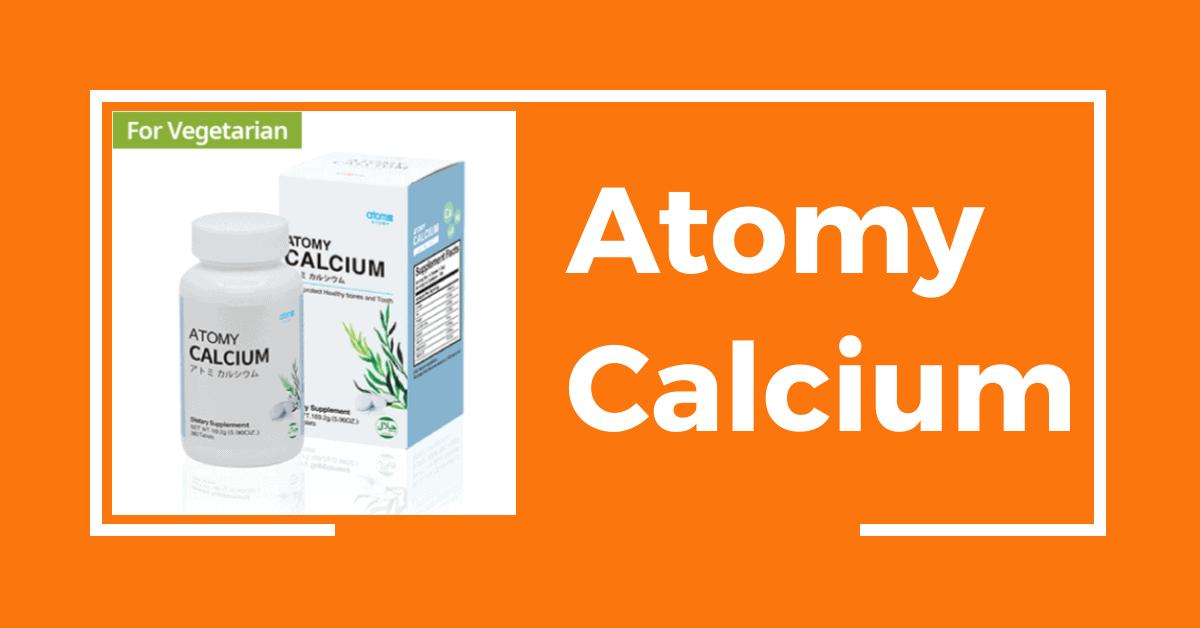 Atomy Calcium