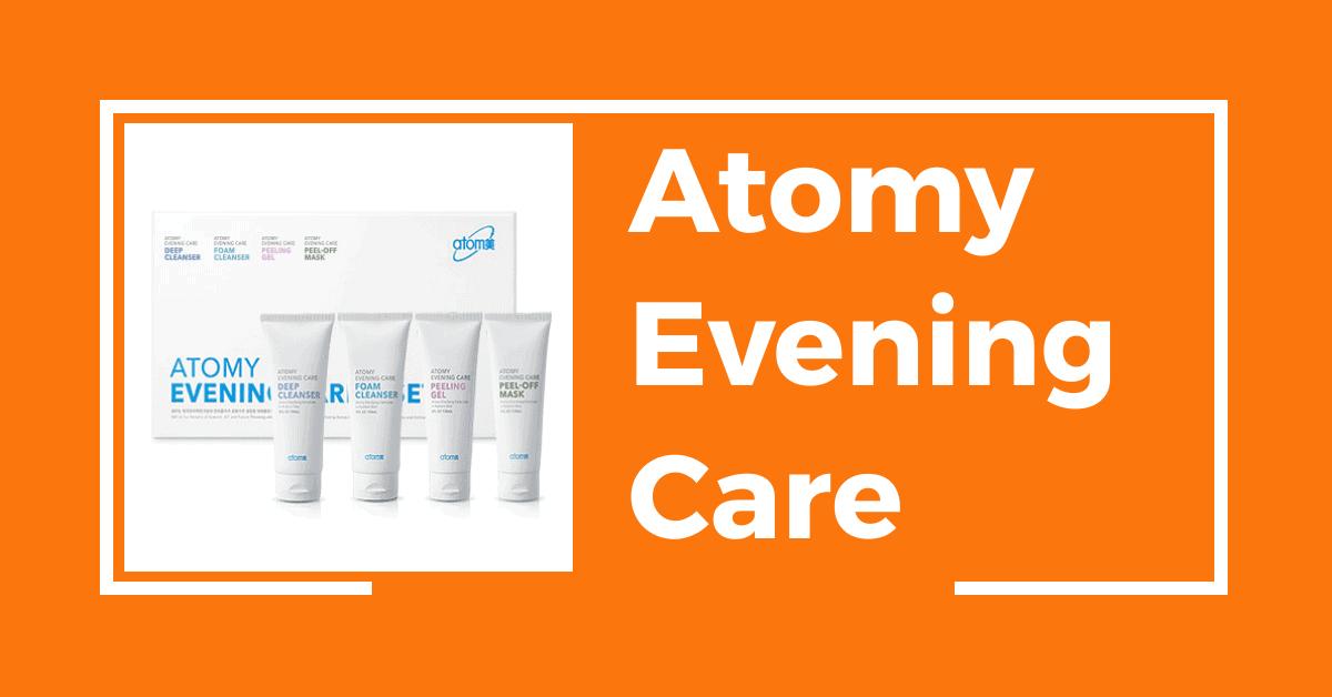 Atomy Evening Care