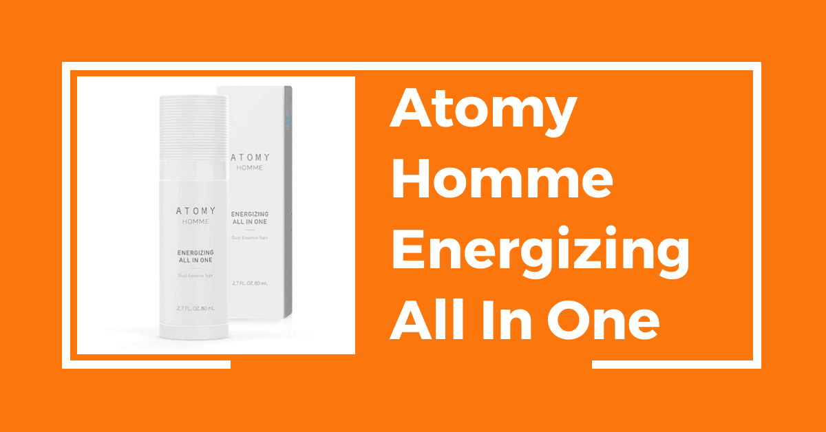 Atomy Homme Energizing All In One