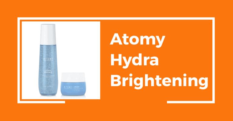 Atomy Hydra Brightening Care Set