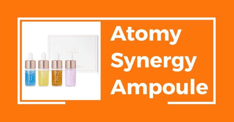 Atomy Synergy Ampoule Program