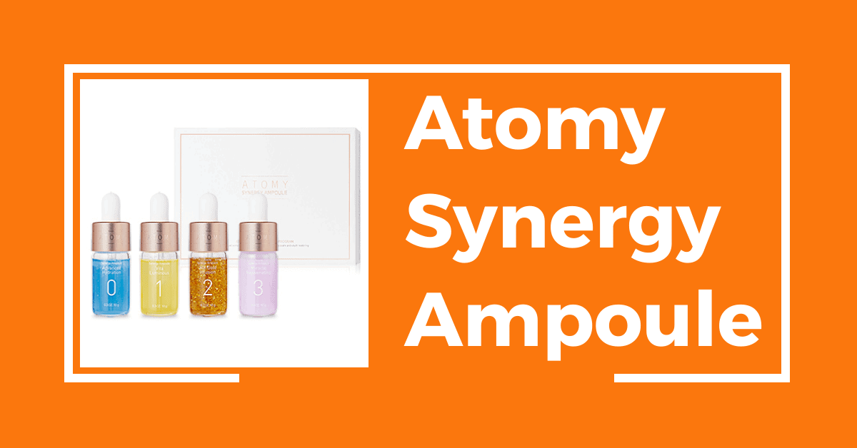 Atomy Synergy Ampoule