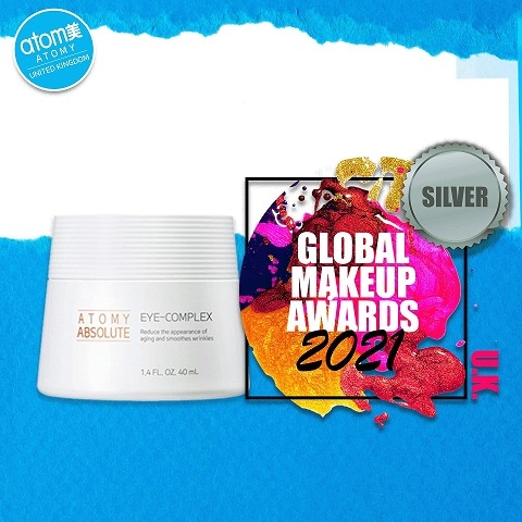 Best Eye-Cream Absolute CellActive Eye-Complex (Silver Award)