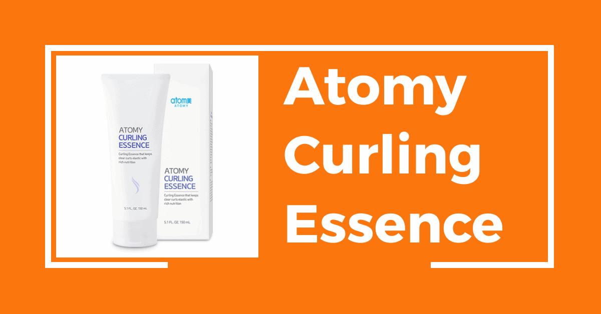 Atomy Curling Essence