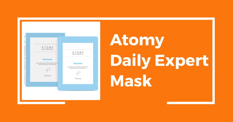 Atomy Daily Expert Mask